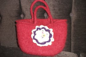 Madmum Felted Bag