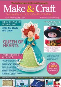 Make and Craft June Issue 8