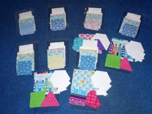 Bee Europa Fabric Packs