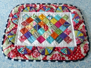 Fans of May LittleQuilts