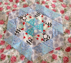 Centre Triangles Hexagon