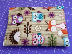Woodland Kindle Cover Hedgehog Amazon Owl (3)